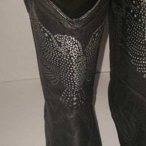 dingo Shoes - DINGO Silver Eagle Cowboy Boots size 8.5